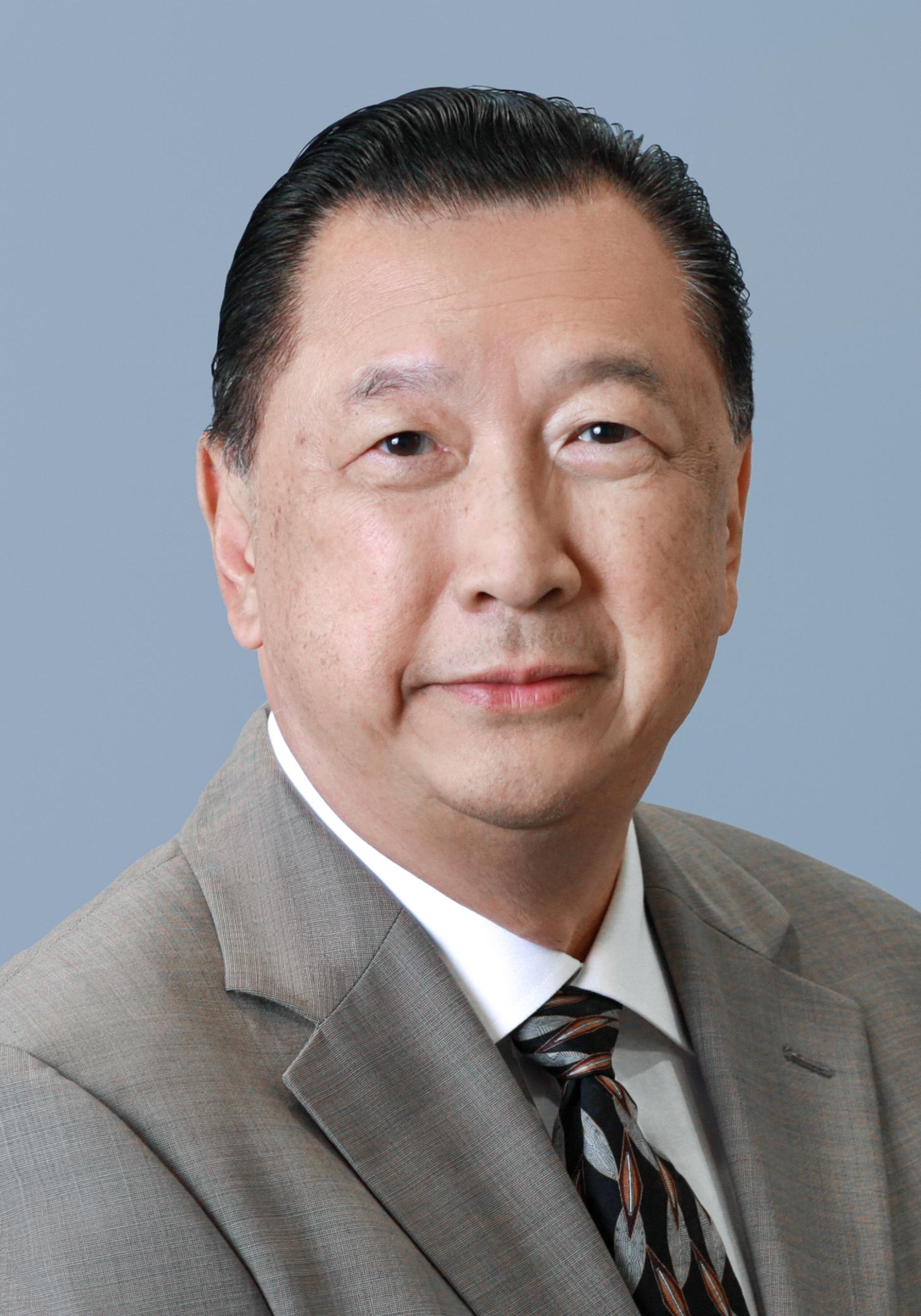 CEO Dr. Desmond Thio